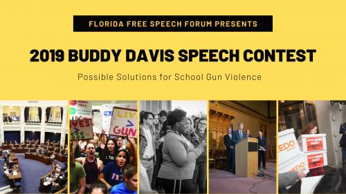 2019 Buddy Davis Speech